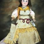 SFBJ Fortune Teller Doll c. 1910