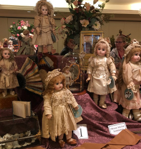 Beautiful Antique Dolls